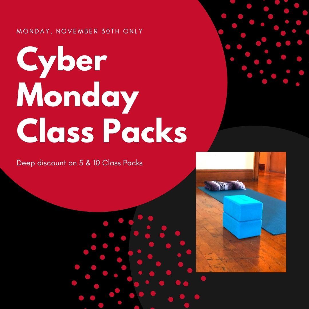 It's Cyber Monday!