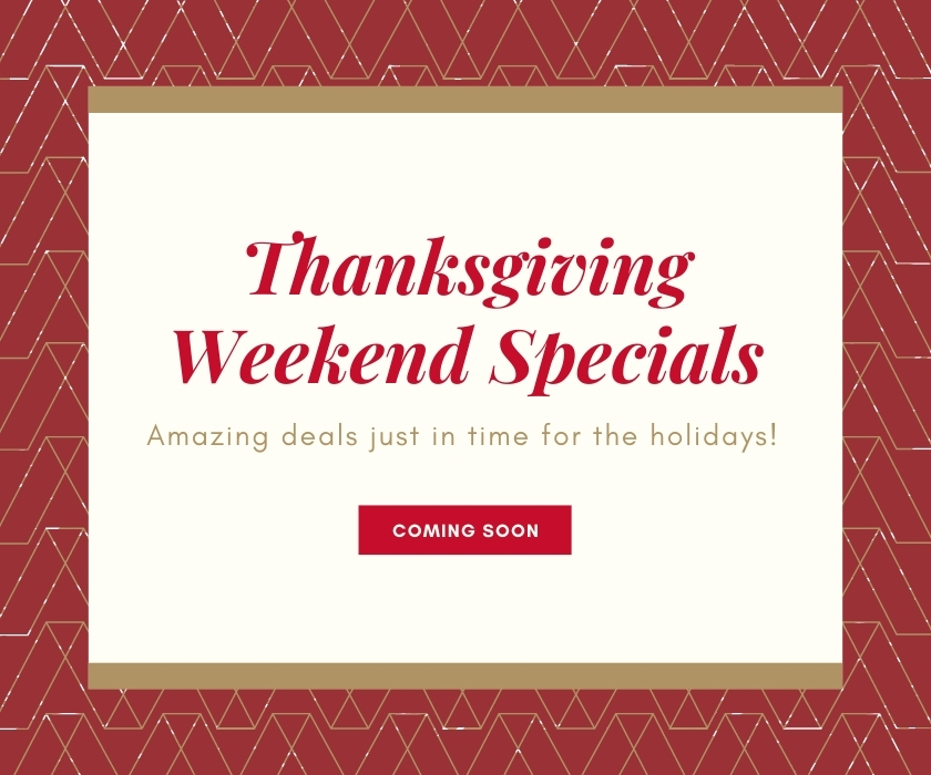 Holiday Weekend Sale