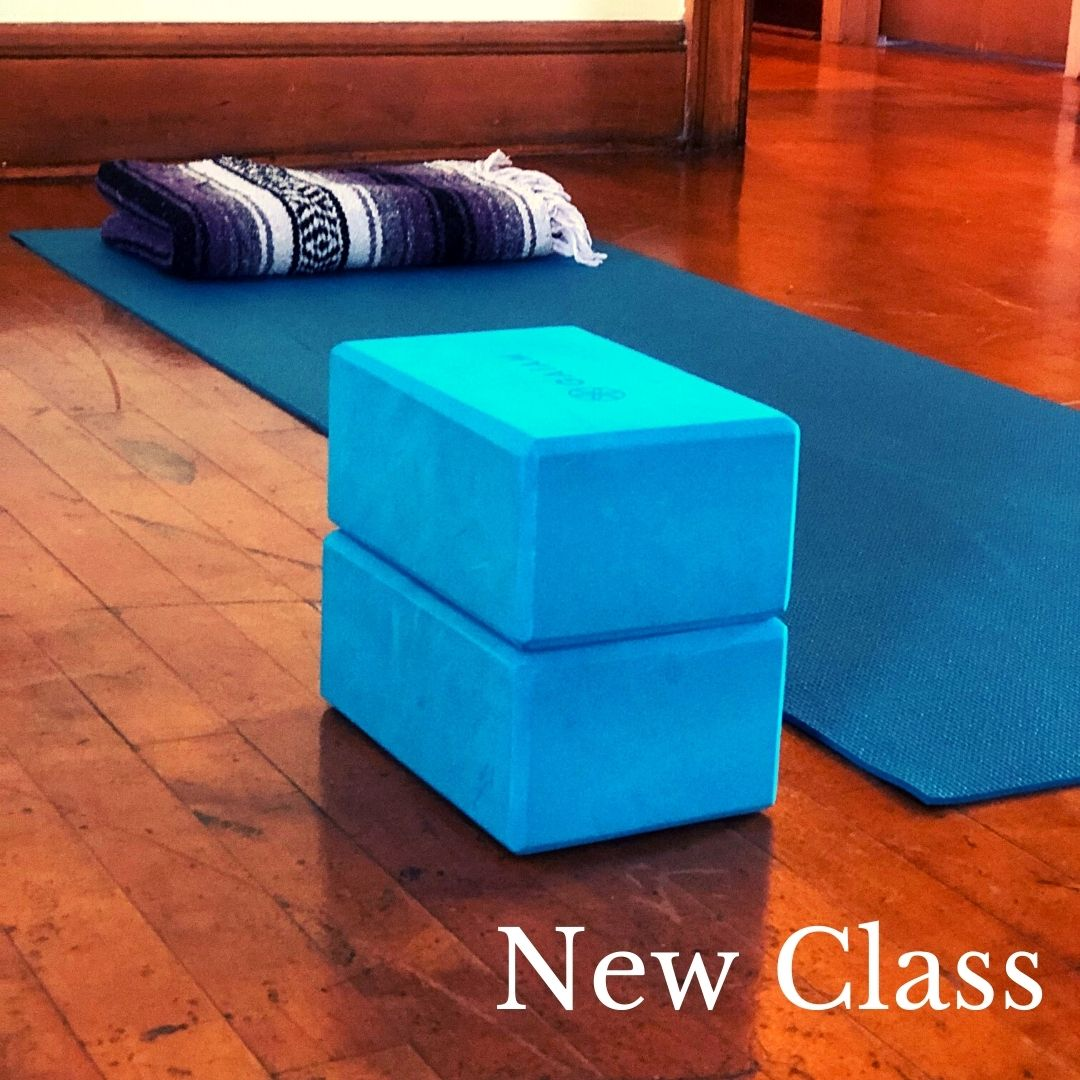 New Class with Amanda! (and One Schedule Change)