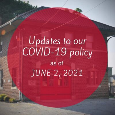 COVID-19 Policy Update